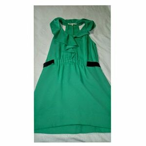 Rachel Rachel Roy Green Sleeveless dress size 6